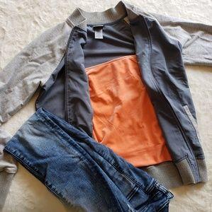Jackets & Blazers - Bomber excersize jacket